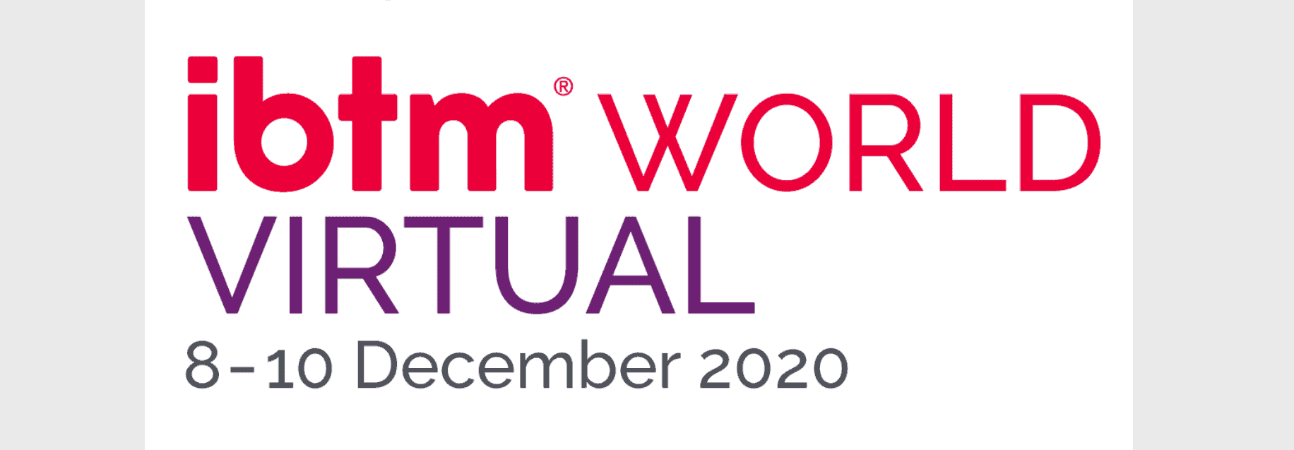 Early success for IBTM World Virtual with first raft of confirmed Hosted Buyers and Exhibitors