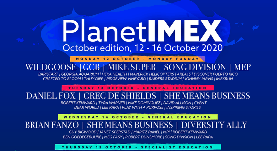IMEX GROUP:  Shrink the distance – learn how to meet future business needs today